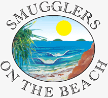 Smugglers On The Beach